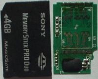 card Sony 4GB